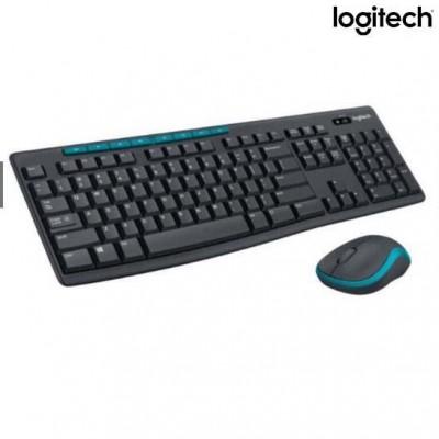 Logitech Original MK275 Wireless Keyboard And Mouse