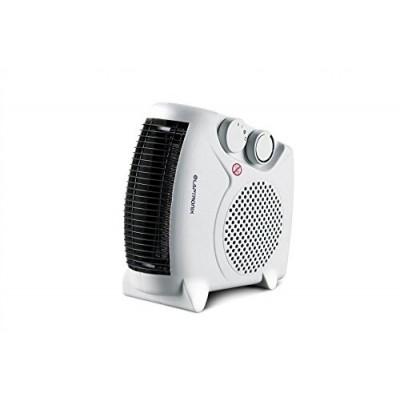 2000w Fan Heater 2 Heat Settings Hot & Cool Blow