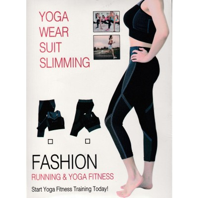 Running & Yoga Wear Suit Slimming For Ladies