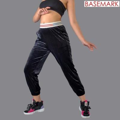 Basemark Winter Velvet Joggers