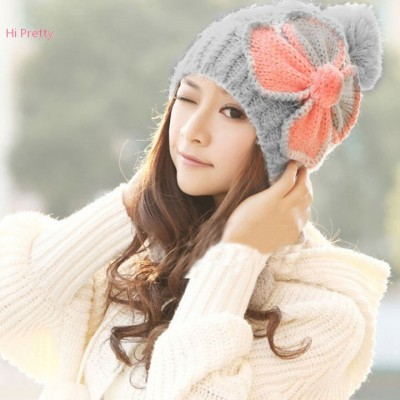 Mahi Fashion Winter Cap for Women Woolen Beanie