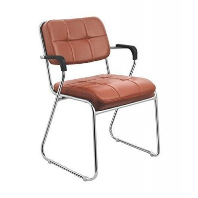 Da URBAN Study Chair with Arms (Brown) (1 Pc)