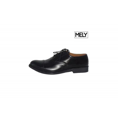 Mely Black College Oxford Shoes For Men