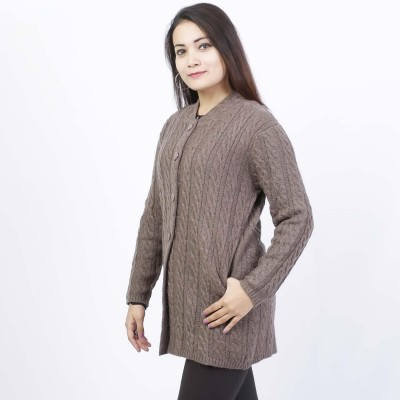 Cable Old Cardigan(LL-16-21)