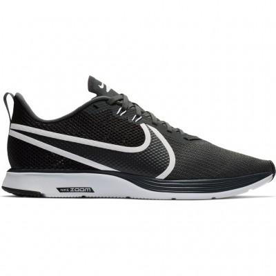 Nike Black Zoom Strike 2 Running Shoes For Men