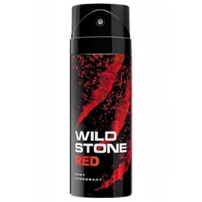 WILD STONE Red Deodorant For Men