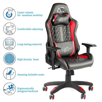 Savya home by Apex Crusader XI Gaming Office Chair