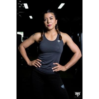 Women's CrissCross Tank Top