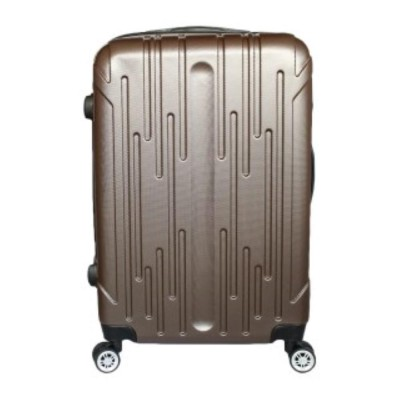 """20"""" Solid ABS Traveler's Luggage bag - 2D"""