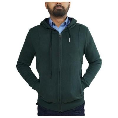 Zip up hoodie for men ( blue)
