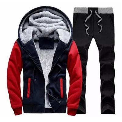 Dual Tone Winter Fur Jacket