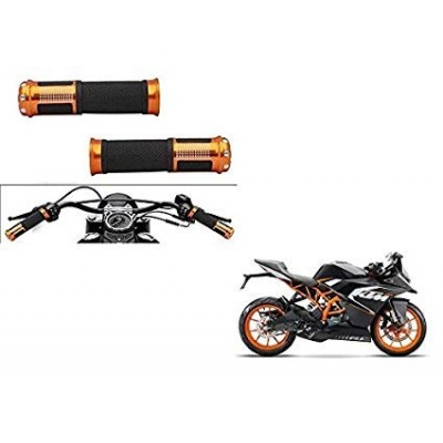 Bungbon Motorcycle Handle Bike Grip Golden