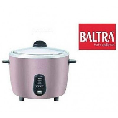 Baltra Steel Rice Cooker 1.8litre