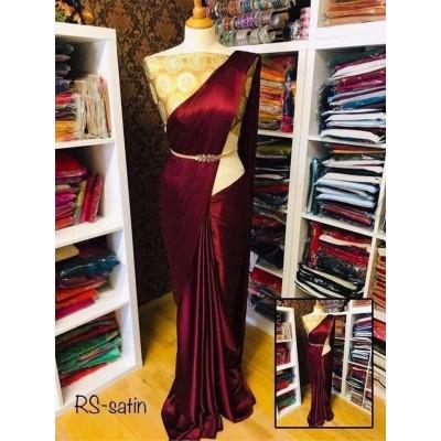 UPHRR LP Silk Saree