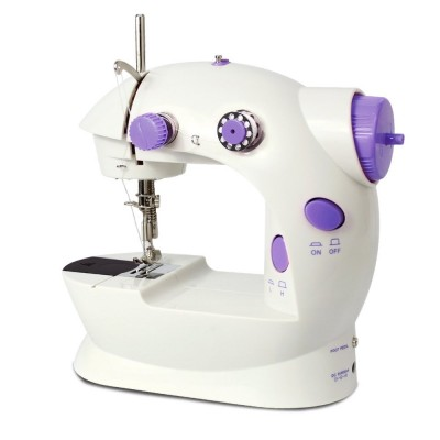iMax 4 in 1 Electric Sewing Machine With Pedal & Adapter-White