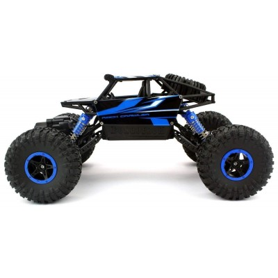2.4Ghz 1/18 RC Rock Crawler Vehicle Buggy Car 4 WD Shaft Drive High Speed Remote Control 4x4 Monster Off Road Truck