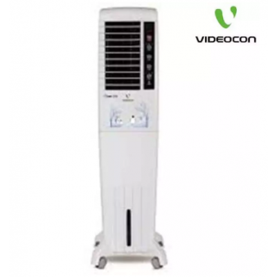 White 50L Air Cooler- T50R