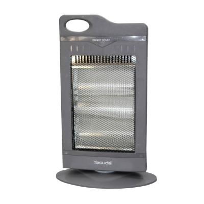 Yasuda YSH122 1200W Halogen Heater- Deep Grey