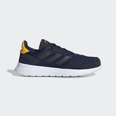 Adidas Dark Blue Archivo Running Shoes - EF0435