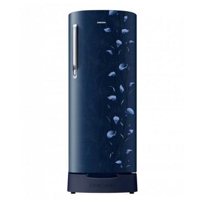 Samsung RR19N2821UZ - 192 Litre Single Door Refrigerator - Blue
