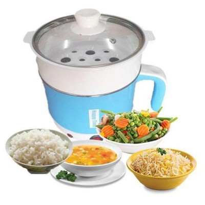 Multifunction Stainless Steel 2 layer Electric Rice Cooker